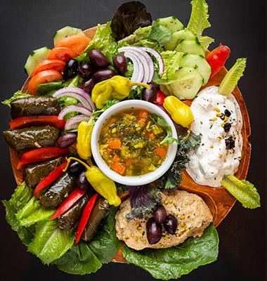 Dinner Menu Persian Room